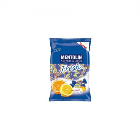 Mentolin fresh naranja limon