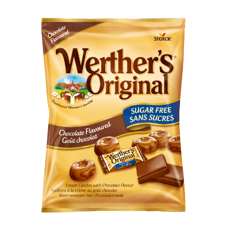 Werther's Chocolate