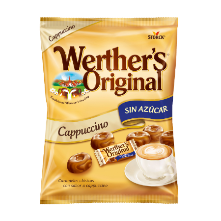 Werther's Capuccino