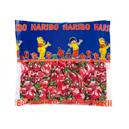 Cerezas super HARIBO